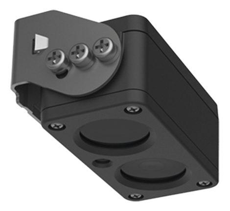 Hikvision AE-VC253T-IT (2.1mm) 2 MP THD fix EXIR mini kamera mobil alkalmazásra; 4 pin aviation csatlakozó