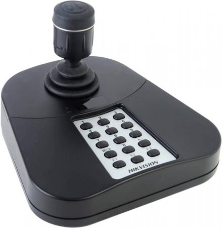 Hikvision DS-1005KI USB vezérlő; 3D joystick-kal