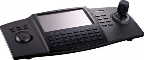 Hikvision DS-1100KI (B) IP vezérlő joystick-kal; 7 színes TFT monitorral