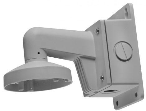 Hikvision DS-1272ZJ-110B Fali tartó dómkamerákhoz; integrált kötődobozzal