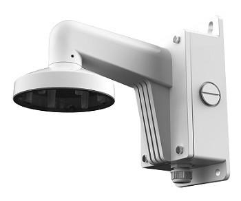 Hikvision DS-1273ZJ-140B Fali konzol dómkamerákhoz; integrált kötődobozzal