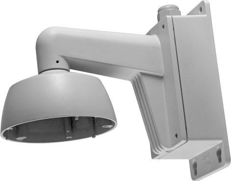 Hikvision DS-1273ZJ-160B Fali konzol dómkamerákhoz; integrált kötődobozzal