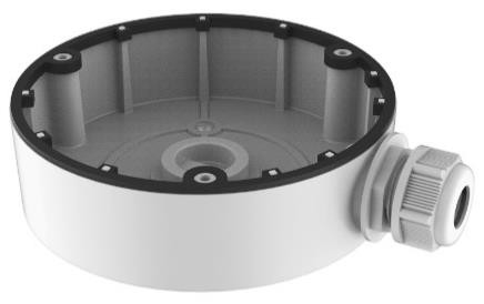 Hikvision DS-1280ZJ-DM8 Kültéri kötődoboz dómkamerákhoz (turret)