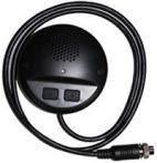 Hikvision DS-1350HM Kétirányú audioeszköz; mobil rögzítőhöz; mikrofon és hangszóró