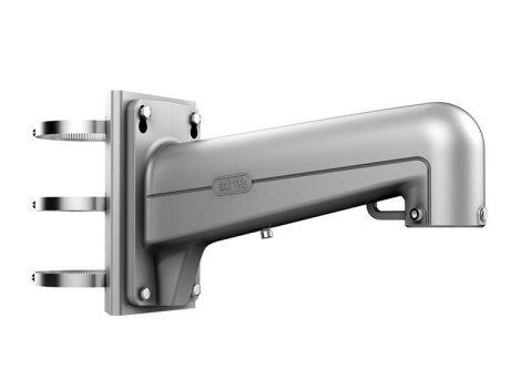 Hikvision DS-1602ZJ-pole-P Kültéri fali tartó 5 speed dómhoz; oszlopkonzollal; 67-127mm átmérőhöz