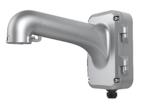 Hikvision DS-1604ZJ-P Fali tartó kötődobozzal