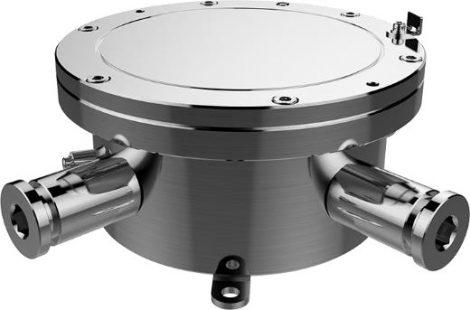 Hikvision DS-2780ZJ-X/316L Kötődoboz; gyújtószikramentes; integrált PoE tápegységgel