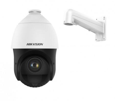 Hikvision DS-2AE4215TI-D (E) 2 MP THD IR PTZ dómkamera kültérre konzollal; 15x zoom; 1080p