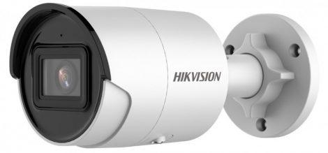 Hikvision DS-2CD2063G2-IU (2.8mm) 6 MP WDR fix EXIR IP csőkamera; mikrofon