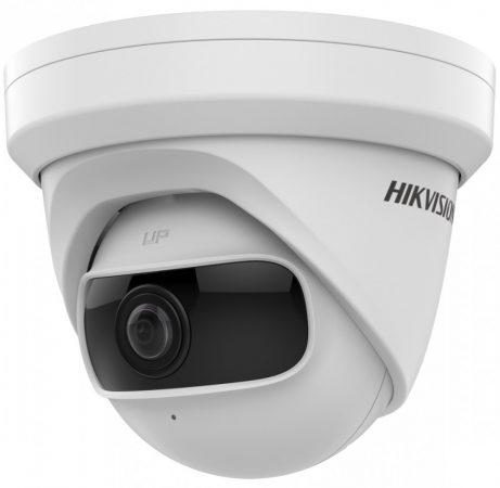 Hikvision DS-2CD2345G0P-I (1.68mm) 4 MP WDR fix EXIR IP dómkamera 20 m IR-távolsággal; 180° látószög