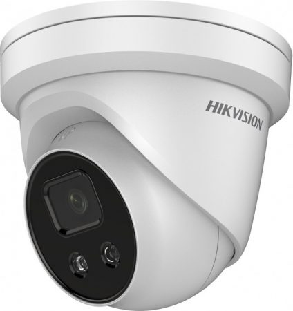 Hikvision DS-2CD2386G2-IU (6mm)(C) 8 MP AcuSense WDR fix EXIR IP dómkamera; beépített mikrofon
