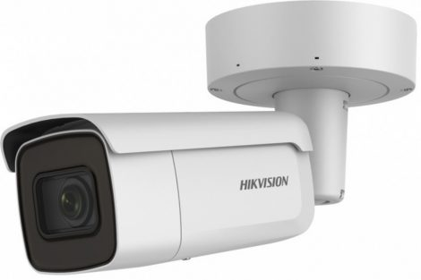 Hikvision DS-2CD2646G2-IZS (2.8-12mm)(C) 4MP AcuSense WDR motoros zoom EXIR IP csőkamera; hang I/O; riasztás I/O; integrált RJ45