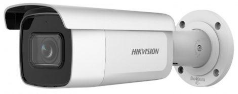 Hikvision DS-2CD2663G2-IZS (2.8-12mm) 6 MP WDR motoros zoom EXIR IP csőkamera; hang I/O; riasztás I/O