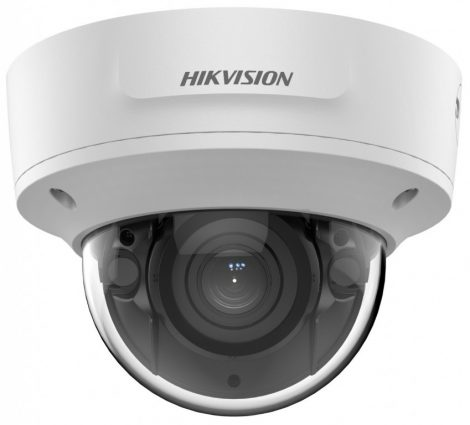 Hikvision DS-2CD2723G2-IZS (2.8-12mm) 2 MP WDR motoros zoom EXIR IP dómkamera; hang I/O; riasztás I/O