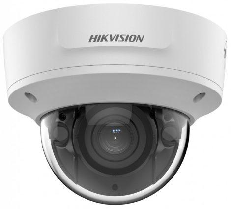 Hikvision DS-2CD2743G2-IZS (2.8-12mm) 4 MP WDR motoros zoom EXIR IP dómkamera; hang I/O; riasztás I/O