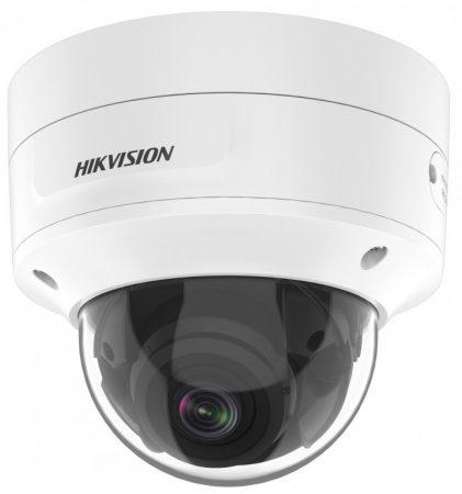 Hikvision DS-2CD2786G2-IZS (2.8-12mm)(C) 8 MP AcuSense WDR motoros zoom EXIR IP dómkamera; hang I/O; riasztás I/O; integrált RJ45