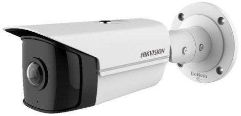 Hikvision DS-2CD2T45G0P-I (1.68mm) 4 MP WDR fix EXIR IP csőkamera 20 m IR-távolsággal; 180° látószög