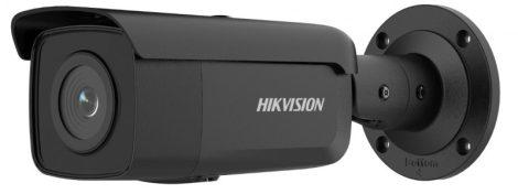 Hikvision DS-2CD2T46G2-4I-B (4mm) (C) 4 MP AcuSense WDR fix EXIR IP csőkamera 80 m IR-távolsággal; fekete