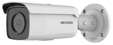 Hikvision DS-2CD2T66G2-4I (4mm)(C) 6 MP AcuSense WDR fix EXIR IP csőkamera 80 m IR-távolsággal