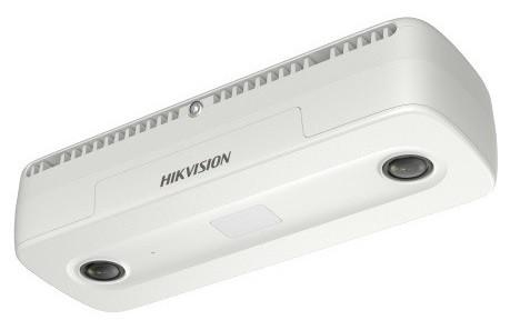 Hikvision DS-2CD6825G0/C-IS (2.0mm) 2 MP beltéri dual IP kamera; emberszámlálás; hang és riasztás be- és kimenet