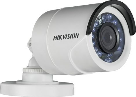 Hikvision DS-2CE16D0T-IRE (2.8mm) 2 MP THD fix IR csőkamera; PoC