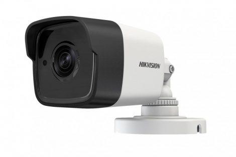 Hikvision DS-2CE16D0T-ITFS (2.8mm) 2 MP THD fix EXIR csőkamera; TVI/AHD/CVI/CVBS kimenet; beépített mikrofon; koax audio