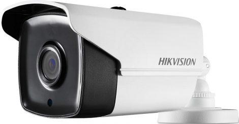 Hikvision DS-2CE16D8T-IT3F (3.6mm) 2 MP THD WDR fix EXIR csőkamera; OSD menüvel; TVI/AHD/CVI/CVBS kimenet