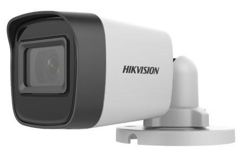 Hikvision DS-2CE16H0T-ITF (2.8mm) (C) 5 MP THD fix EXIR csőkamera; OSD menüvel; TVI/AHD/CVI/CVBS kimenet