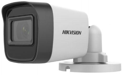 Hikvision DS-2CE16H0T-ITPF (3.6mm) (C) 5 MP THD fix EXIR csőkamera; OSD menüvel; TVI/AHD/CVI/CVBS kimenet