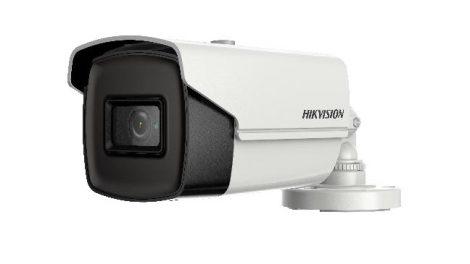 Hikvision DS-2CE16U1T-IT5F (3.6mm) 8 MP THD fix EXIR csőkamera; OSD menüvel; TVI/AHD/CVI/CVBS kimenet