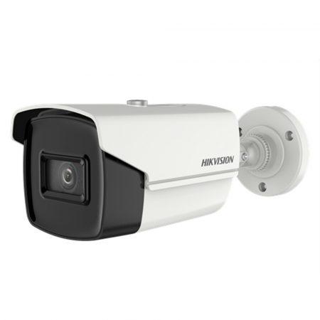 Hikvision DS-2CE16U7T-IT3F (3.6mm) 8 MP THD WDR fix EXIR csőkamera; OSD menüvel