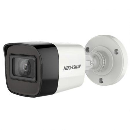 Hikvision DS-2CE16U7T-ITF (3.6mm) 8 MP THD fix EXIR csőkamera; OSD menüvel