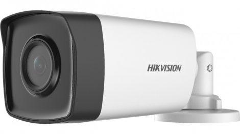 Hikvision DS-2CE17D0T-IT5F (6mm) 2 MP THD fix EXIR csőkamera; TVI/AHD/CVI/CVBS kimenet