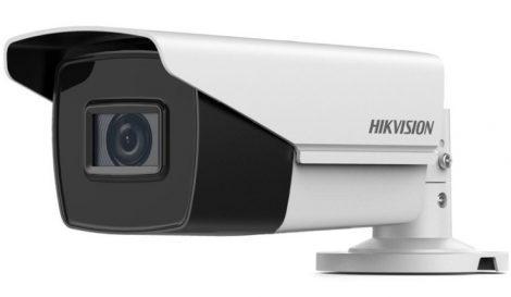 Hikvision DS-2CE19D0T-IT3ZF (2.7-13.5mm) 2 MP THD motoros zoom EXIR csőkamera; OSD menüvel; TVI/AHD/CVI/CVBS kimenet
