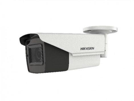 Hikvision DS-2CE19U1T-IT3ZF (2.7-13.5mm) 8 MP THD motoros zoom EXIR csőkamera; OSD menüvel
