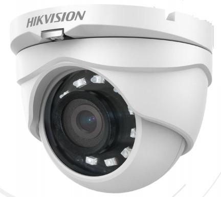 Hikvision DS-2CE56D0T-IRMF (2.8mm) (C) 2 MP THD fix IR dómkamera; TVI/AHD/CVI/CVBS kimenet