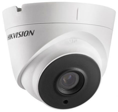 Hikvision DS-2CE56D8T-IT3F (3.6mm) 2 MP THD WDR fix EXIR dómkamera; OSD menüvel; TVI/AHD/CVI/CVBS kimenet