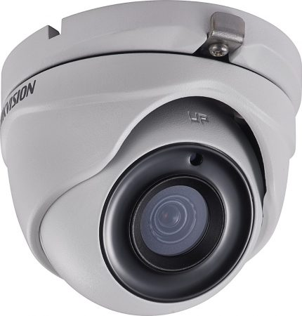 Hikvision DS-2CE56D8T-ITME (2.8mm) 2 MP THD WDR fix EXIR dómkamera; OSD menüvel; PoC