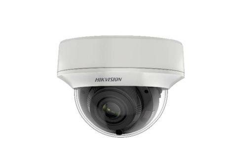 Hikvision DS-2CE56H8T-AITZF (2.7-13.5mm) 5 MP THD WDR motoros zoom EXIR dómkamera; OSD menüvel; TVI/AHD/CVI/CVBS kimenet