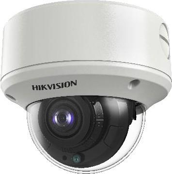 Hikvision DS-2CE59U1T-AVPIT3ZF(2.7-13.5) 8 MP THD motoros zoom EXIR dómkamera; OSD menüvel