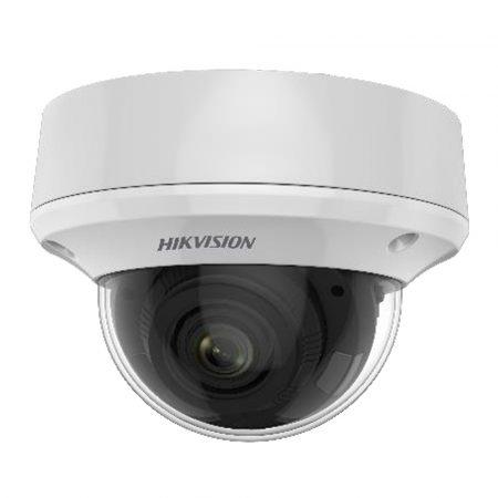 Hikvision DS-2CE5AD8T-VPIT3ZF (2.7-13.5) 2 MP THD motoros zoom EXIR dómkamera; TVI/AHD/CVI/CVBS kimenet