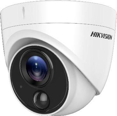 Hikvision DS-2CE71D0T-PIRLO (3.6mm) 2 MP THD fix dómkamera; OSD menüvel; PIR mozgásérzékelővel; riasztás kimenet