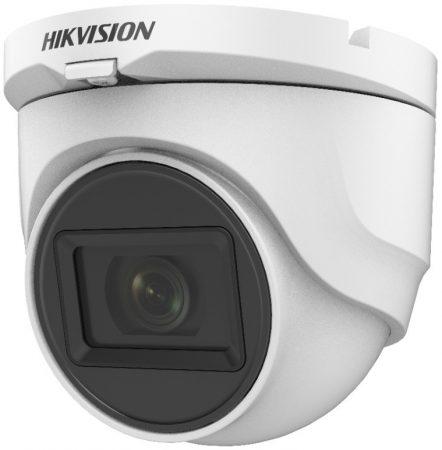 Hikvision DS-2CE76D0T-ITMF (2.8mm)(C) 2 MP THD fix EXIR dómkamera; TVI/AHD/CVI/CVBS kimenet