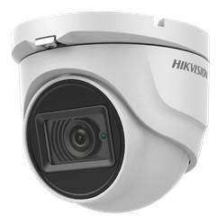 Hikvision DS-2CE76U1T-ITMF (2.8mm) 8 MP THD fix EXIR dómkamera; OSD menüvel; TVI/AHD/CVI/CVBS kimenet