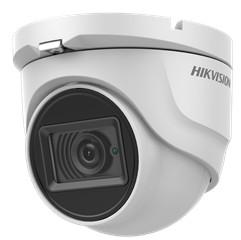 Hikvision DS-2CE76U1T-ITMF (6mm) 8 MP THD fix EXIR dómkamera; OSD menüvel; TVI/AHD/CVI/CVBS kimenet
