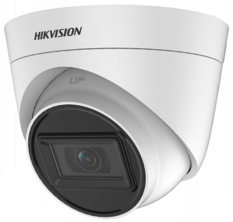 Hikvision DS-2CE78D0T-IT3FS (2.8mm) 2 MP THD fix EXIR dómkamera; TVI/AHD/CVI/CVBS kimenet; koax audio