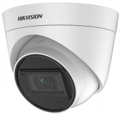 Hikvision DS-2CE78H0T-IT3FS (2.8mm) 5 MP THD fix EXIR dómkamera; OSD menüvel; TVI/AHD/CVI/CVBS kimenet; koax audio