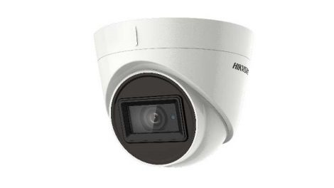 Hikvision DS-2CE78H8T-IT3F (2.8mm) 5 MP THD WDR fix EXIR dómkamera; OSD menüvel; TVI/AHD/CVI/CVBS kimenet