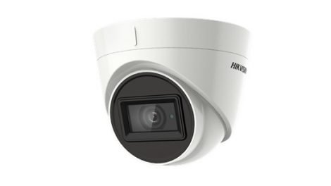 Hikvision DS-2CE78U1T-IT3F (6mm) 8 MP THD fix EXIR dómkamera; OSD menüvel; TVI/AHD/CVI/CVBS kimenet