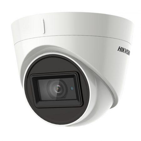 Hikvision DS-2CE78U7T-IT3F (6mm) 8 MP THD fix EXIR dómkamera; OSD menüvel; TVI/AHD/CVI/CVBS kimenet